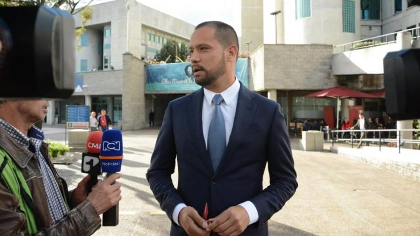 Niegan libertad al abogado Diego Cadena