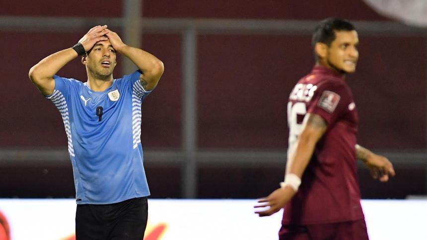 Venezuela vs. Uruguay por la Eliminatoria Conmebol