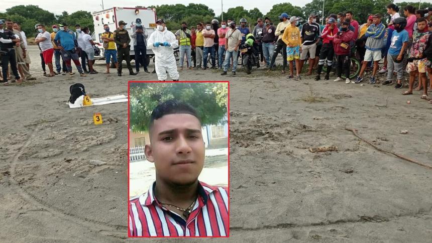 Hallan mototaxista muerto en Puebloviejo, Magdalena