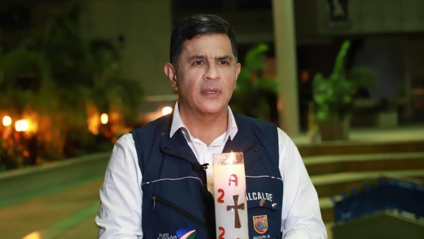 Alcalde de Cali denuncia asesinato de policía