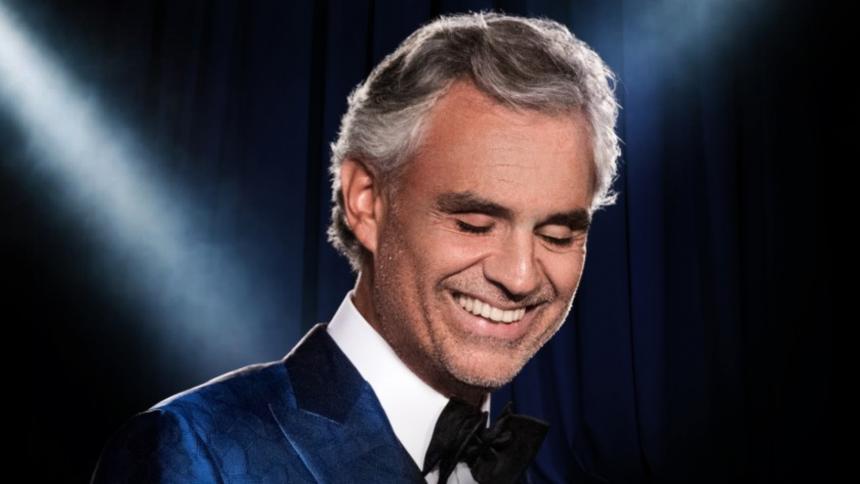Andrea Bocelli cantará en la ceremonia de apertura de la Eurocopa