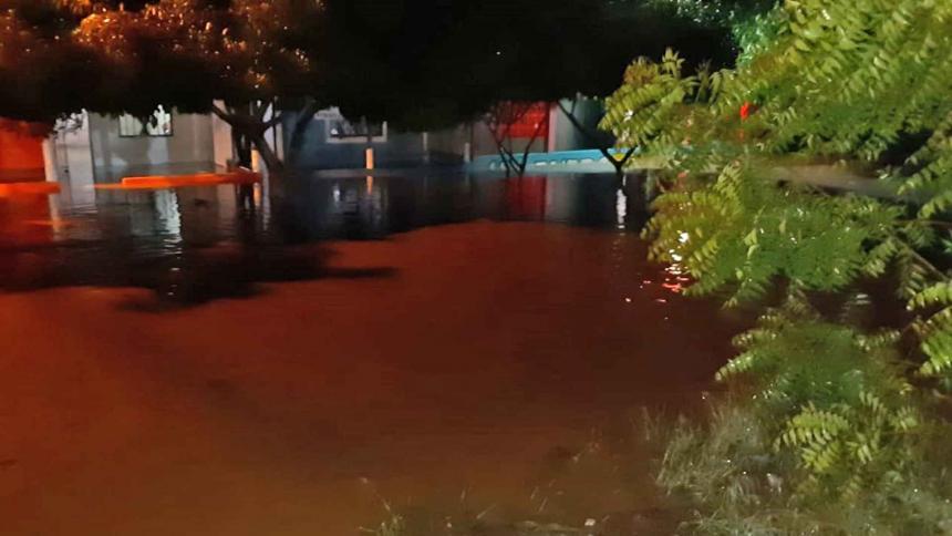 755 familias afectadas en la Zona Bananera por el desbordamiento del río Sevilla