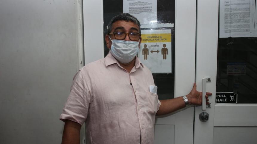 Nuevo gerente (e) del Hospital de Malambo tomó posesión tras conciliación