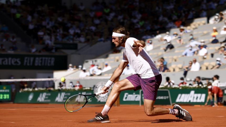 Tsitsipas vence a Zverev y está en la final del Roland Garros