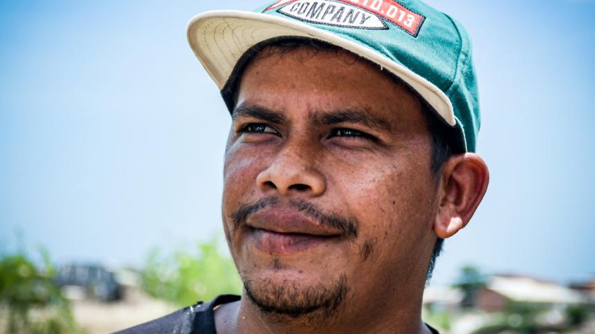 José, el hombre que falleció tras resultar baleado por desconocidos en el barrio La Paz