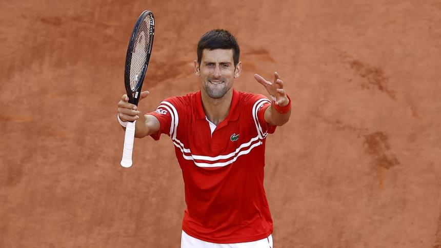 Novak Djokovic, campeón del Roland Garros