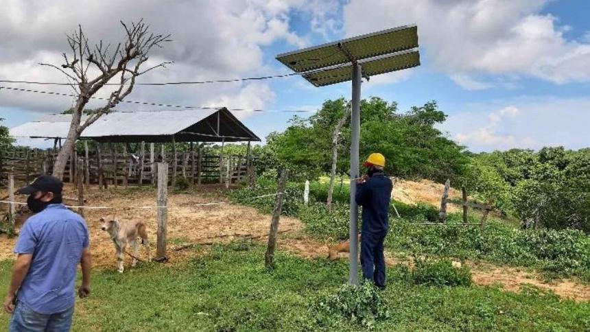 Aprueban cerca de $12 mil millones para proyectos de energía en Sucre