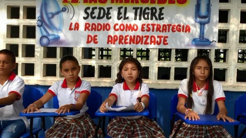 La radio que rompe fronteras en medio de la pandemia en Córdoba
