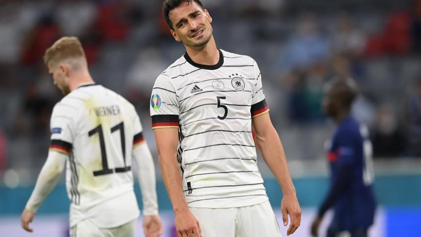 1-0.Francia sigue reinando