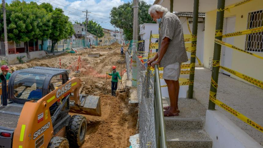 Canalización de arroyo La Felicidad preocupa a vecinos