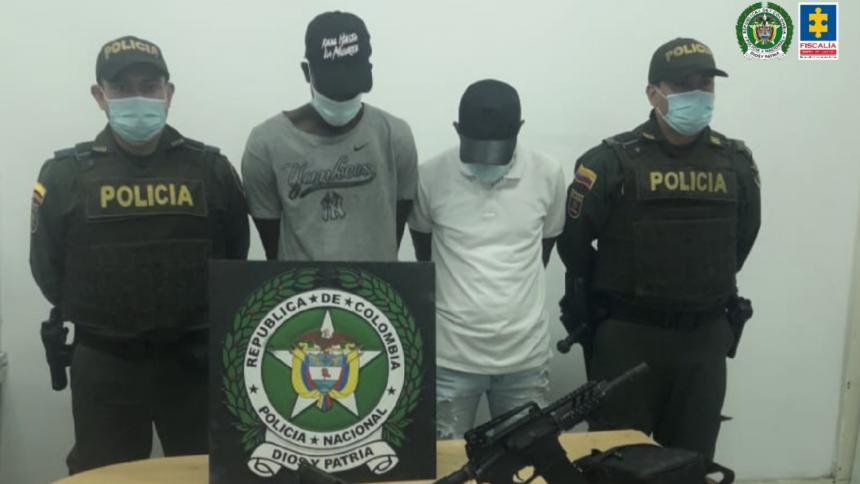 A la cárcel presuntos responsables del asesinato del cantante Junior Jein