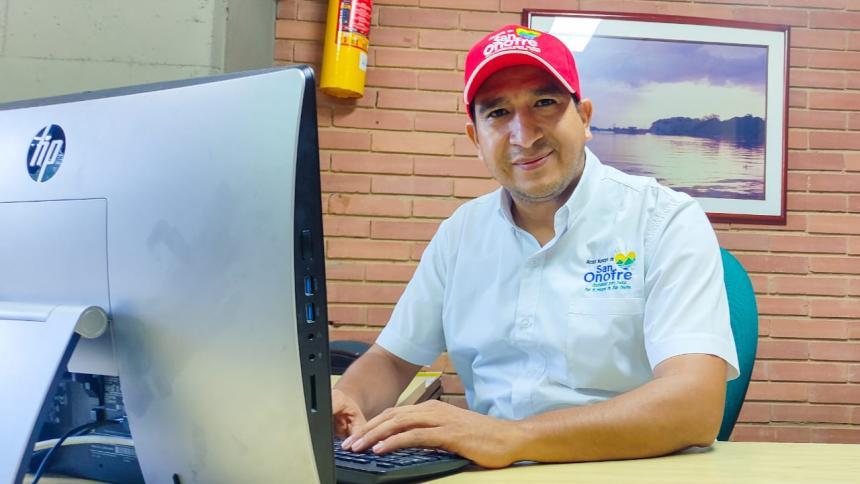 Designan a Nilson Verbel como alcalde encargado de San Onofre
