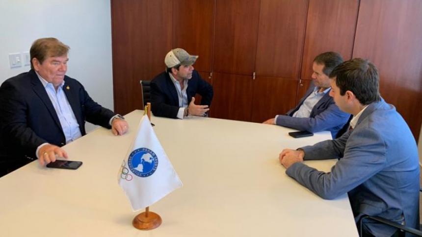 Helmut Bellingrodt explica cómo se decidió a Barranquilla como sede de los Juegos Panamericanos 2027