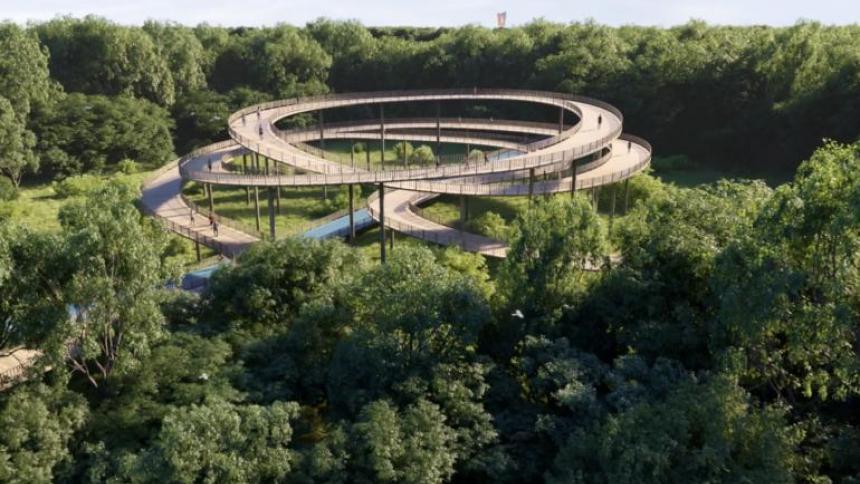 4 oferentes nacionales muestran interés en construir ecoparque de Mallorquín