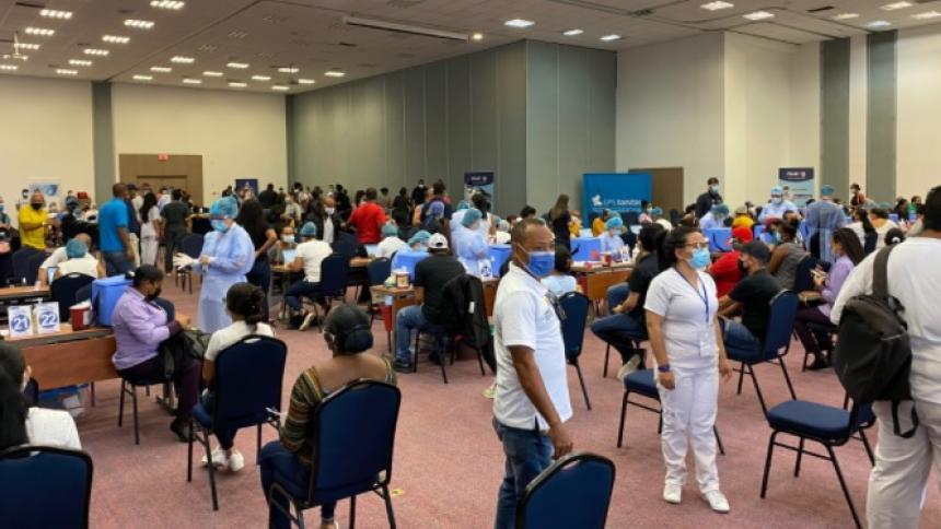 San Andrés debe estar inmunizada en 5 días: Minsalud