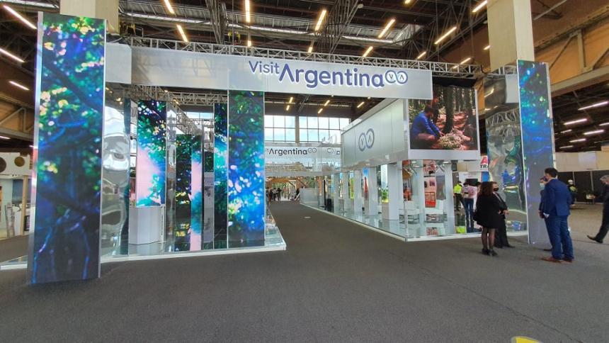 Argentina apuesta por recuperar el turismo de Colombia