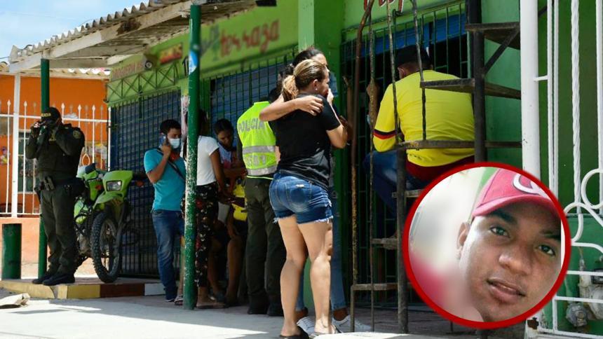 Asesinan a hombre dentro de una tienda en Soledad
