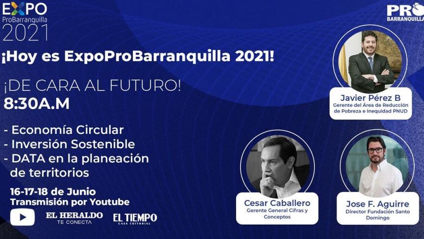 Día 2 de ExpoProBarranquilla | De cara al futuro