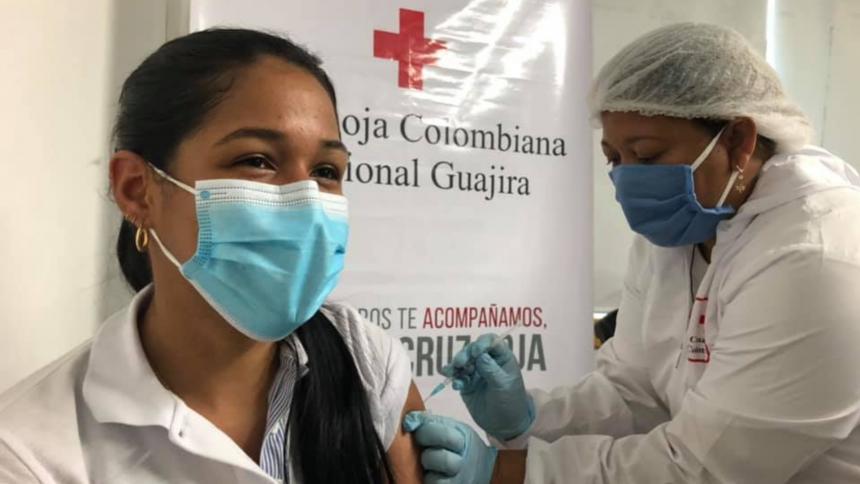 En Uniguajira habrá jornada de vacunación a docentes y personal administrativo
