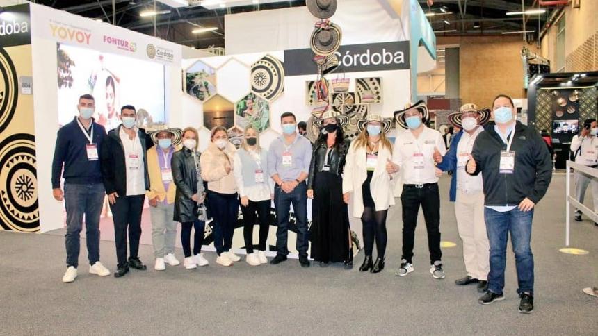 Córdoba participa en la vitrina turística, Anato 2021