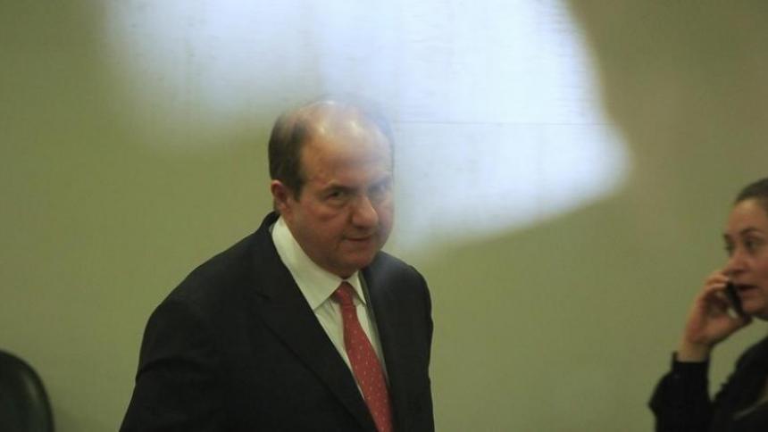Senado levanta fuero y declara indigno a exmagistrado Bustos