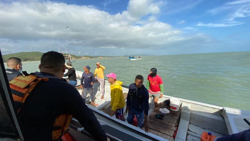 Encuentran cuerpo de buzo desaparecido en La Guajira