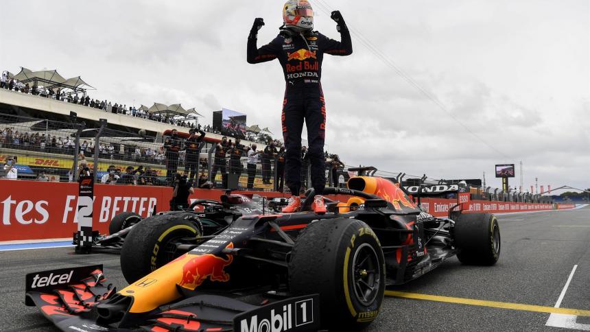 Verstappen sigue mandando en la Fórmula Uno