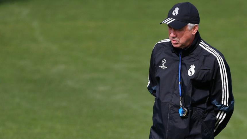 Ancelotti prepara en Valdebebas su segunda etapa al frente del Real Madrid
