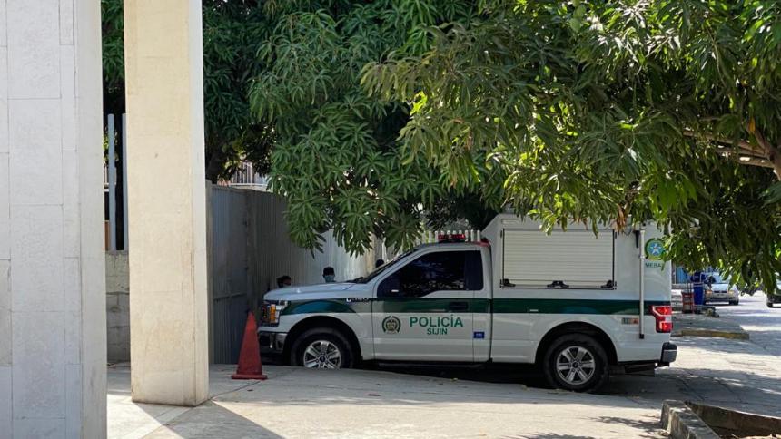 Joven es asesinado a bala en el barrio La Floresta, Soledad