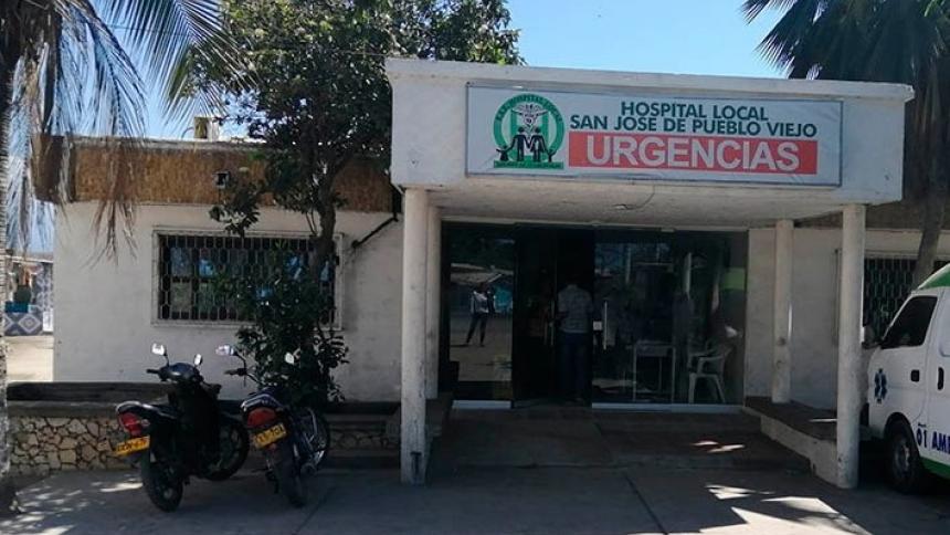 Investigan muerte de una bebé en Puebloviejo, Magdalena