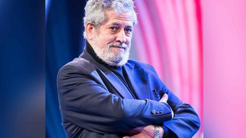 Actor y director Alí Humar fue hospitalizado por estado crítico de salud