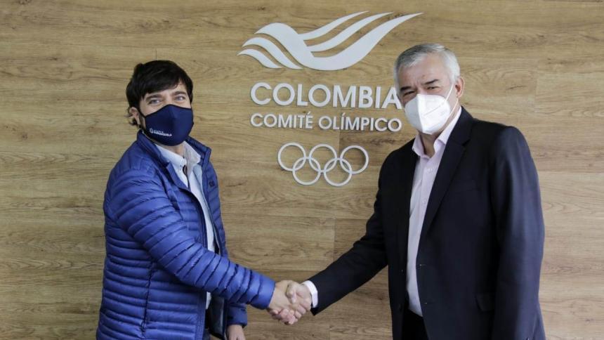 Ciro Solano habla de los Juegos Panamericanos Barranquilla-2027