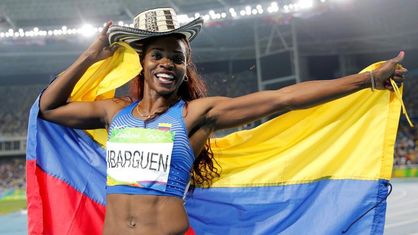 Colombia espera tener 78 deportistas en los Juegos Olímpicos