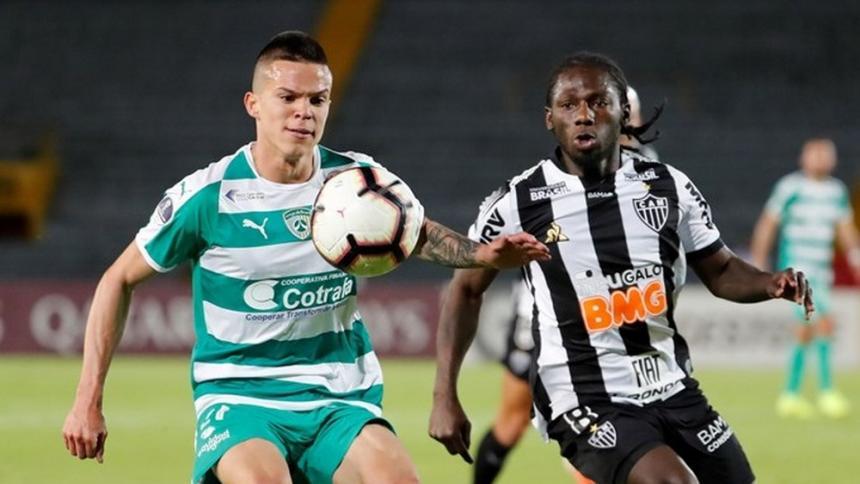 """Wálmer Pacheco """"está próximo"""" a ser jugador de Junior, dice presidente de Equidad"""