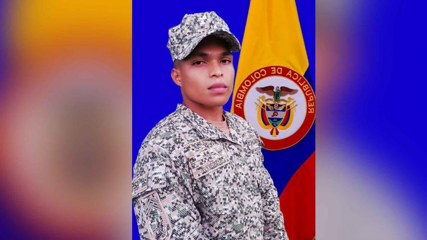 Infante de marina barranquillero fue hallado sin vida en un río del Caquetá