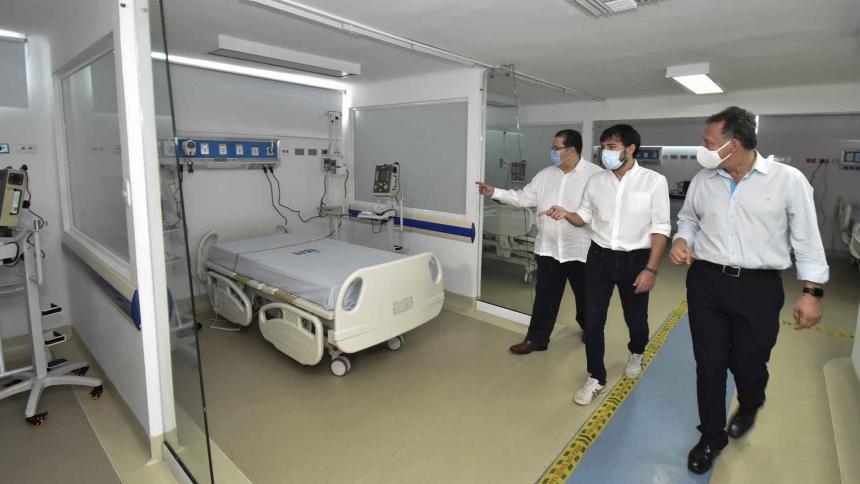 Red hospitalaria crece en un 108%  en Barranquilla