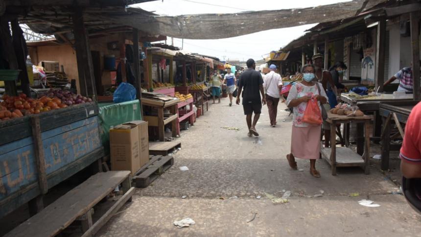 A disparos asesinan a vendedor de frutas en El Boliche