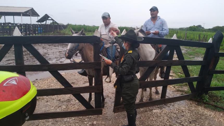 Crean frente de seguridad rural en Manatí