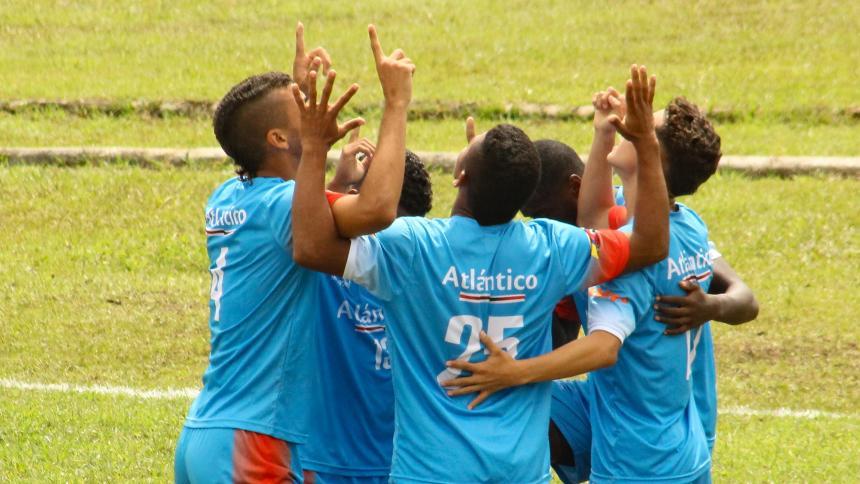 La Selección Atlántico se clasificó a la final del Torneo Nacional