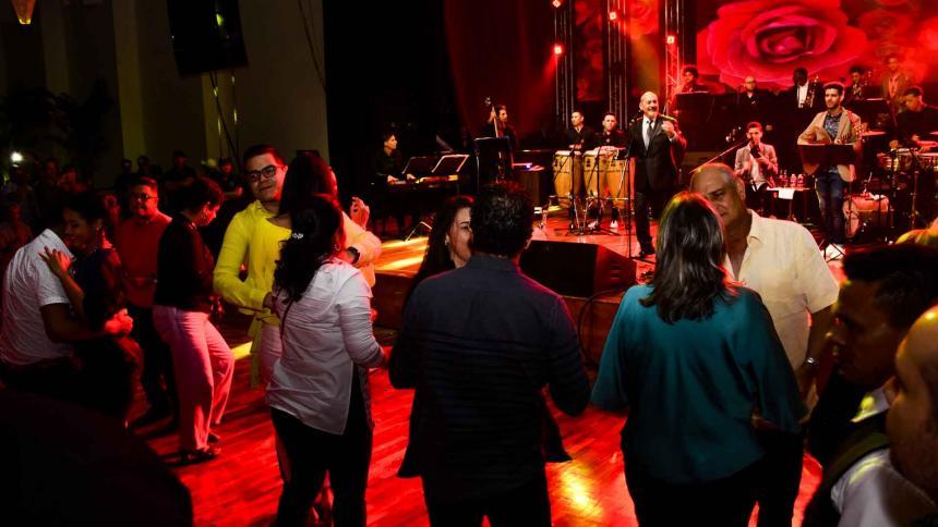 Conciertos presenciales encienden el optimismo de empresarios y artistas