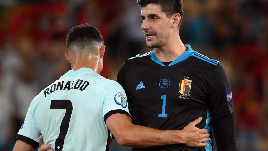 """""""Lo dimos todo"""": Cristiano Ronaldo"""