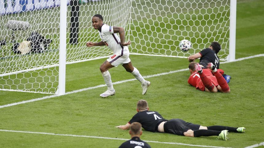 Inglaterra 2, Alemania 0: victoria merecida