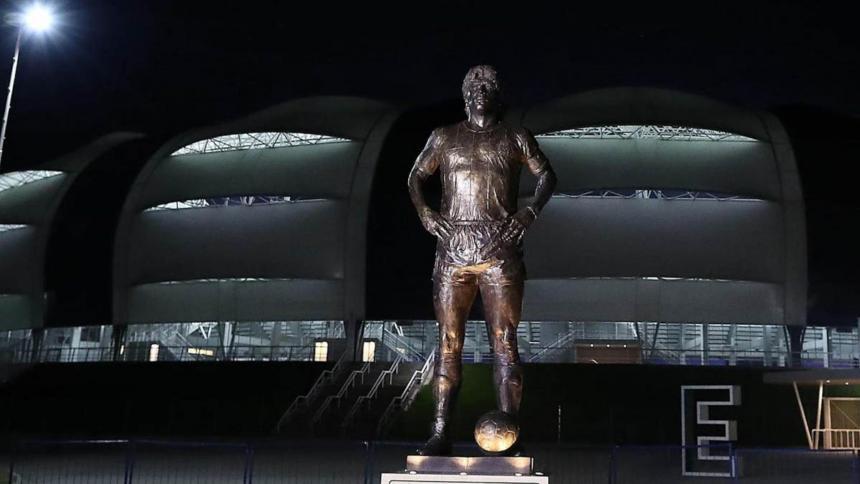 Río de Janeiro homenajeará a Maradona con plaza con su nombre y una estatua
