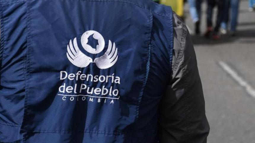 Defensor del Pueblo solicita investigar y sancionar a miembros del Esmad