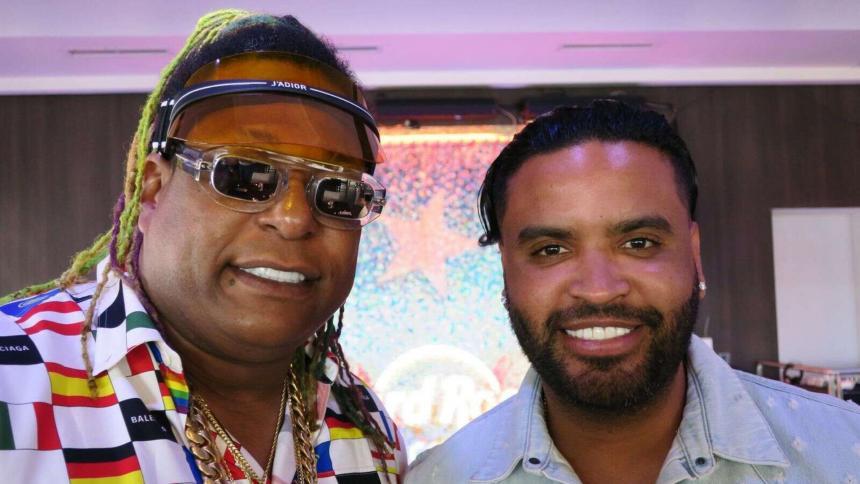 El dúo Zion y Lennox celebrará sus 20 años de carrera artística