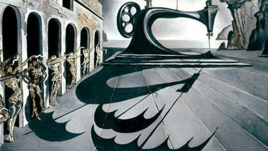 Obra del pintor Salvador Dalí fue vendida por 2,47 millones de euros