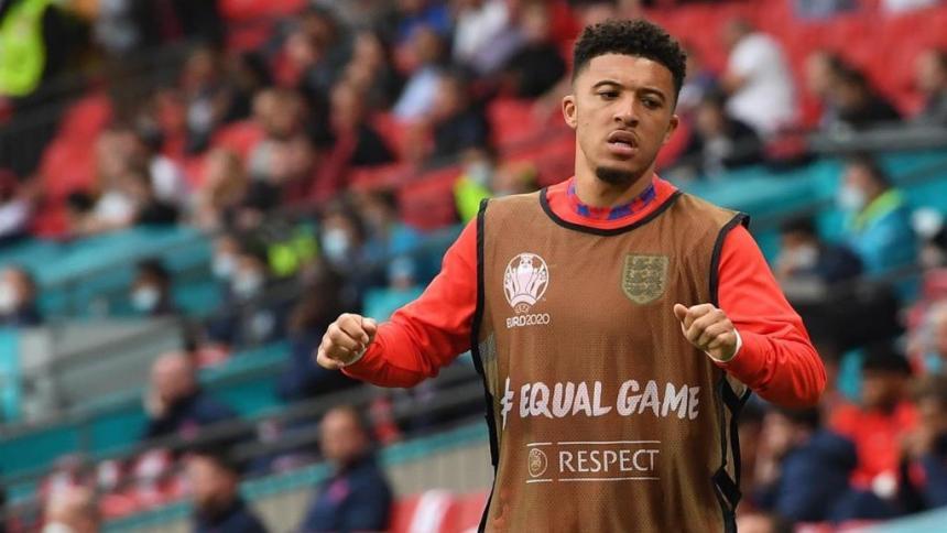El Borussia Dortmund confirma traspaso de Jadon Sancho al Manchester United