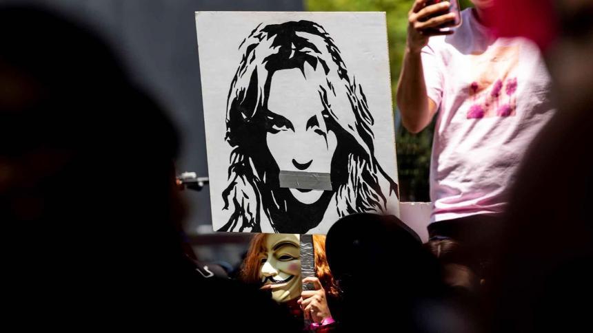 Britney Spears pierde la batalla contra su padre para controlar su fortuna
