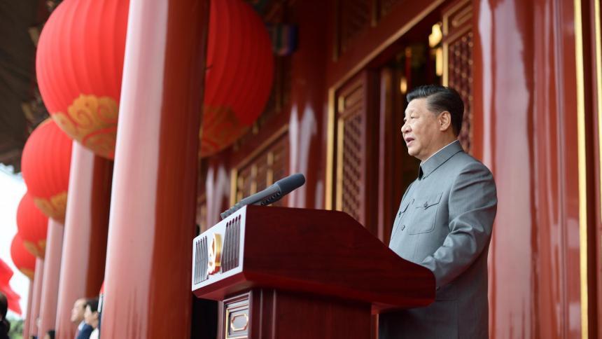 Hoy se cumplen 100 años del Partido Comunista Chino