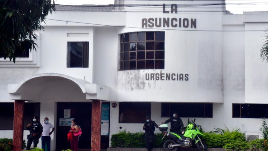 Alias la Silla fue operado de emergencia en Barranquilla